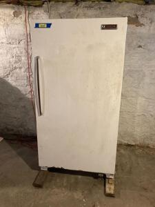 Gibson Frost Clear Upright Food Freezer-in working condition Model FV16F5WSFA Measures 31 x 26 x 63