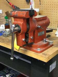 "Larkin Multi-Function 5"" vise Model RBV-5"