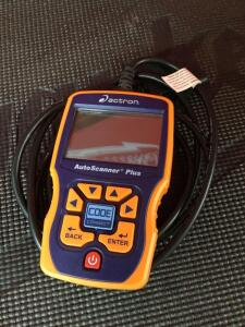 AutoScanner Plus diagnostic tool