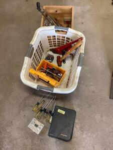 Variety of tools including some Craftsman. See all photos.