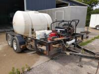 Power Wash Trailer and Equipment - 4