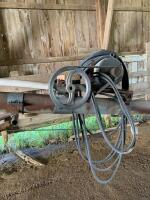 Hutchison 6in by 53 ft auger electric motor-driven 5 horsepower - 5