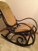 Bentwood rocking chair - 2