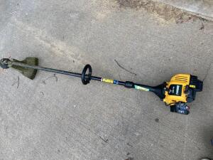 Bolens gas powered weed trimmer Model BL160