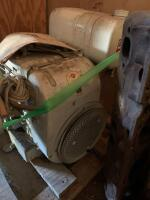 Tecumseh 10hp gas engine, turns free but don't know condition otherwise - 4