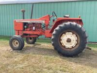 Allis Chalmers 190XT tractor SN190-17756 - 10