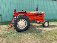 Allis Chalmers D17 gas tractor SN D17-71196