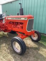 Allis Chalmers D17 gas tractor SN D17-71196 - 2