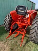 Allis Chalmers D17 gas tractor SN D17-71196 - 4
