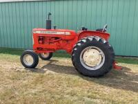Allis Chalmers D17 gas tractor SN D17-71196 - 9
