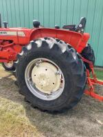 Allis Chalmers D17 gas tractor SN D17-71196 - 11