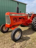 Allis Chalmers D17 gas tractor SN D17-71196 - 12
