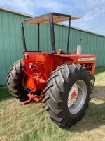 Allis Chalmers D17 Series II gas tractor SN D17-65985 - 2