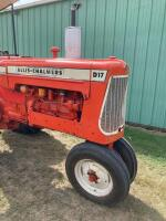 Allis Chalmers D17 Series II gas tractor SN D17-65985 - 3