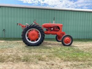 Allis Chalmers WD high crop tractor SN WD-343875PA UPDATED INFO