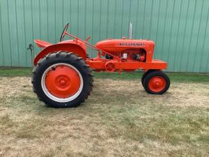 Allis Chalmers RC tractor SN RC 4389