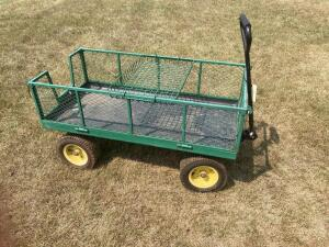 Garden and/or utility cart