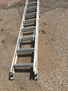 Warner extension ladder 24 foot
