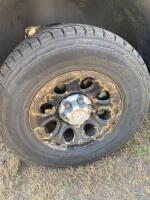2008 Chevy Silverado pickup, 4x4, auto, runs, seat belts inoperable, Vortex V8 - 7