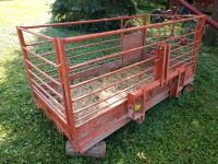 4x8 three-point hitch hog carrier made by lifetime - 3