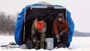 Ice Fishing Excursion: Guided Day Trip on Private Pond