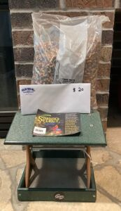 Birdfeeder Package 2: Donated by the Solon Feed Mill