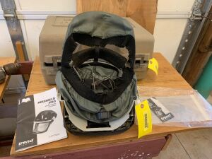 Trend Routing Technology air shield pro ventilated face mask hood