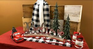 Buffalo Plaid Christmas - Frelincs 4-H Club