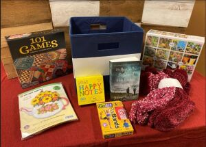 Winter Night Activity Basket - Donated by Ralph, Diana and Teresa Cox