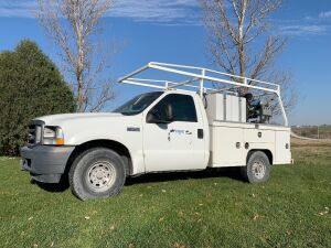 2003 Ford F-350 Vehicle ONLY. Wire Transfer Required!