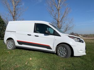 2015 Ford Transit connect. Wire Transfer Required!