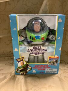 Buzz Lightyear Ultimate Talking Action Figure