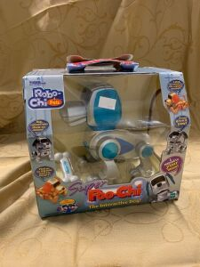 Robo-Chi Pets Super Poo-Chi The Interactive Dog