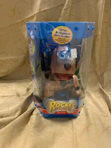Fisher Price Rocket the Wonder Dog