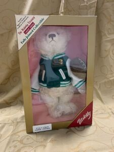 The Bialosky Treasury Limited Edition Fully Jointed Collectible ?Charlie-Football?