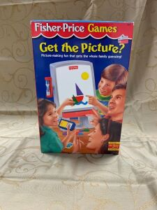 Fisher Price Get The Picture?