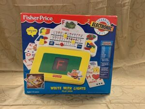 Fisher Price Write with Lights Play Desk
