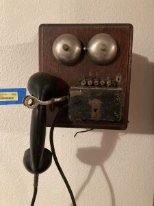 Stromberg-Carlson Telephone Mfg. Co. crank wall phone