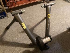 Cycle Ops magnetic indoor bike trainer