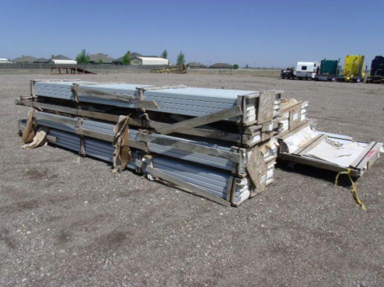Standing Seam Metal Roof Panels