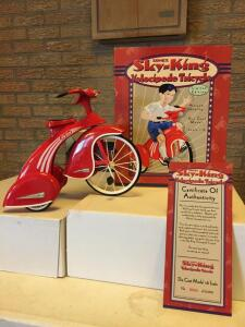 Sky-King Velocipede Tricycle