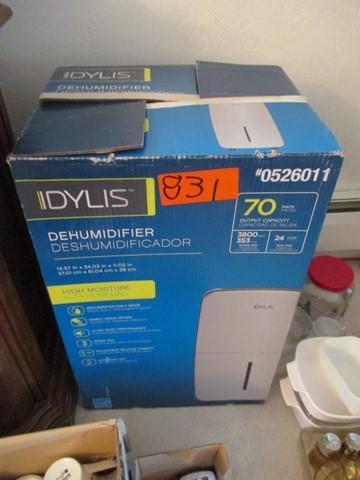 Who Makes Idylis Dehumidifier