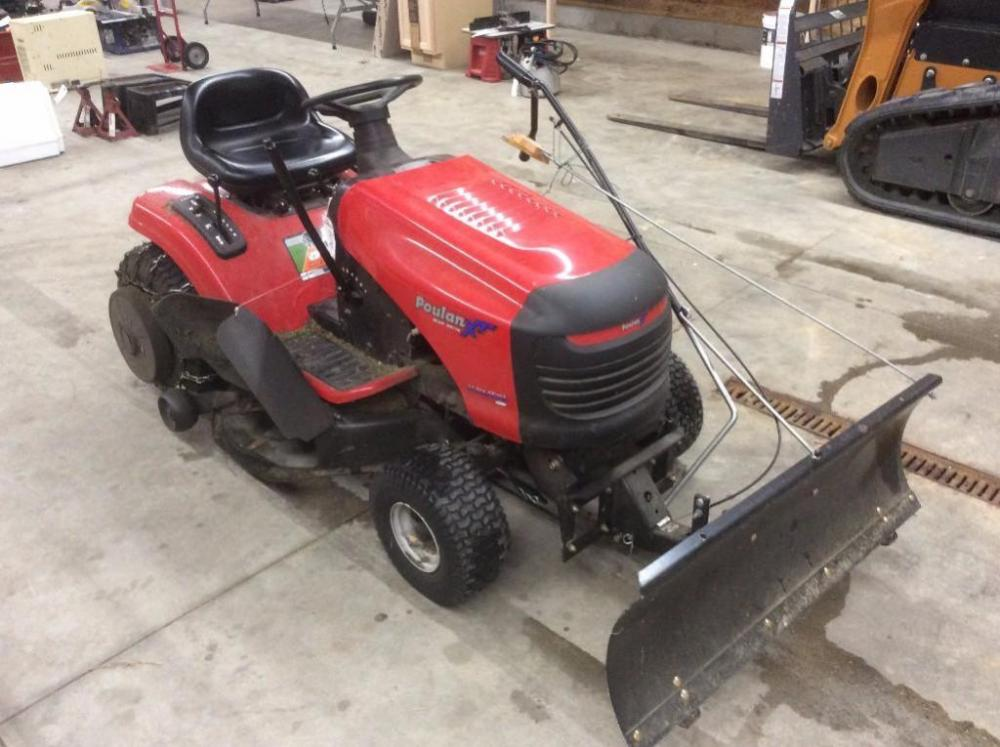 Xt Gear Drive 17 5hp Lawn Mower