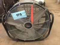 yet pedestal xtreme heavy overheat motor garage duty floor speed protection fan industrial