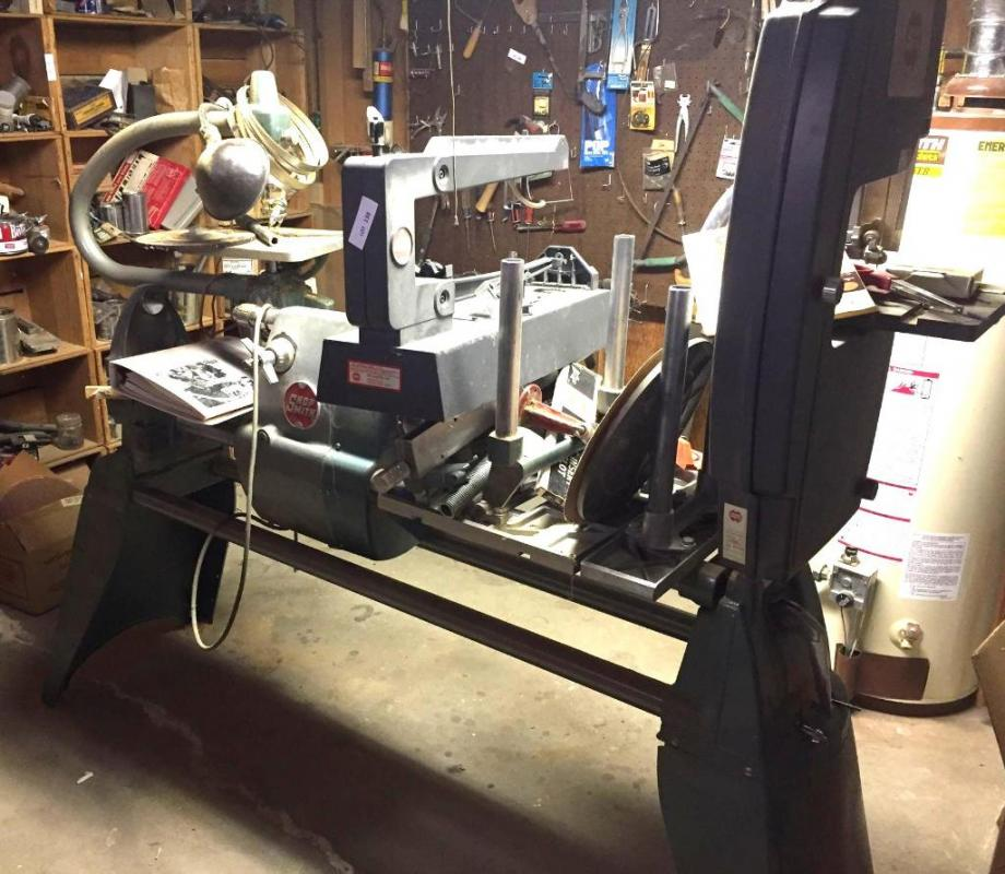 shopsmith mark v with manual current price $275 Telephone Wiring Diagram