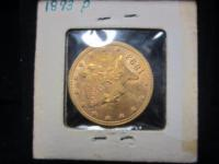1893 US Liberty $10 Gold