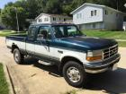 1996 Ford F-250 xlt 4 x 4 140535.3 miles