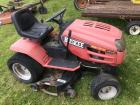 Huskee riding lawn mower 21 hp 46 inch cut was working when last used