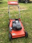 Scotts 6.0 hp 21 inch cut lawnmower Self propelled? working when last used