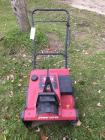 Toro CCR 2400 4.0 horse power snowblower - working condtition when last used